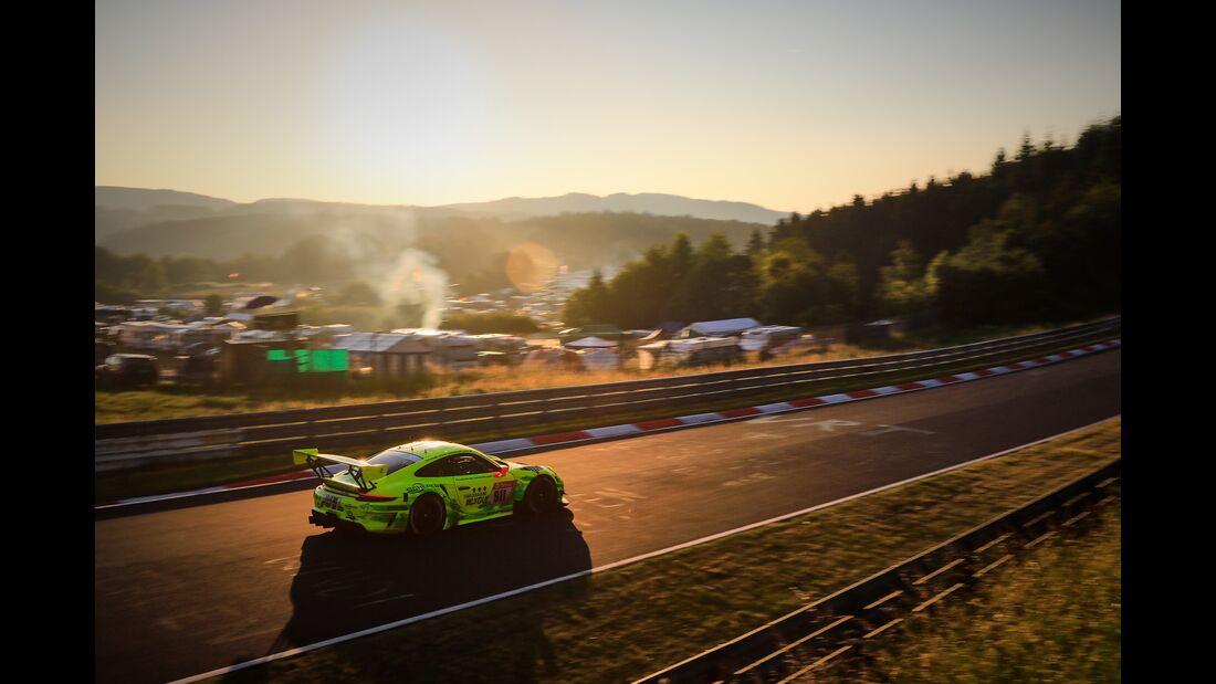 Porsche 911 GT3 R - Startnummer #911 - 24h Rennen Nürburgring - Nürburgring-Nordschleife - 23. Juni 2019
