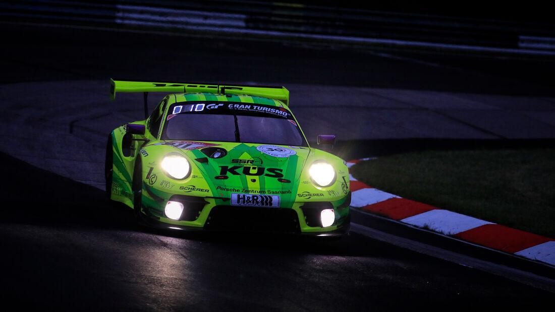 Porsche 911 GT3 R - Startnummer 911 - 24h Rennen Nürburgring - Nürburgring-Nordschleife - 3. Juni 2021