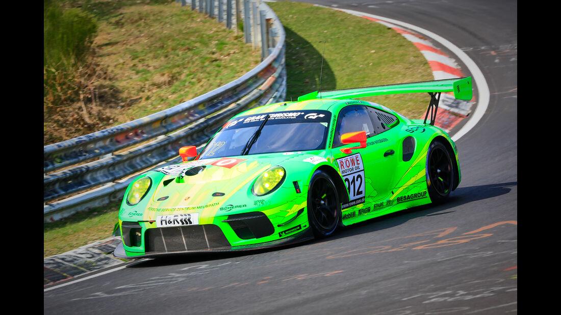 Porsche 911 GT3 R - Startnummer #912 - Manthey Racing - SP9 Pro - VLN 2019 - Langstreckenmeisterschaft - Nürburgring - Nordschleife