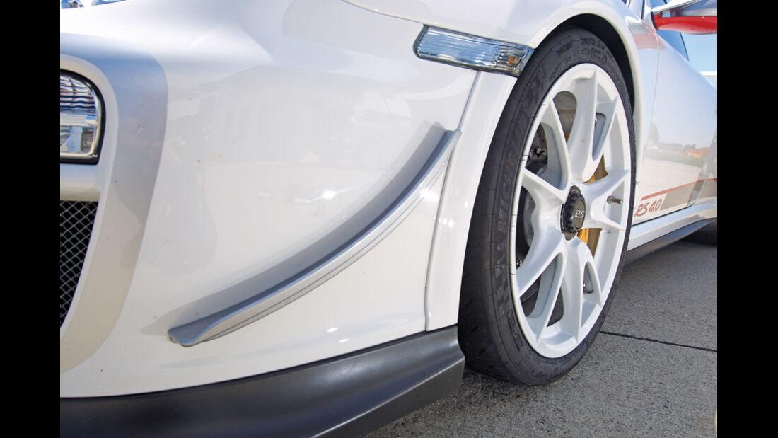 Porsche 911 GT3 RS 4.0, Detail, Rad, Felge