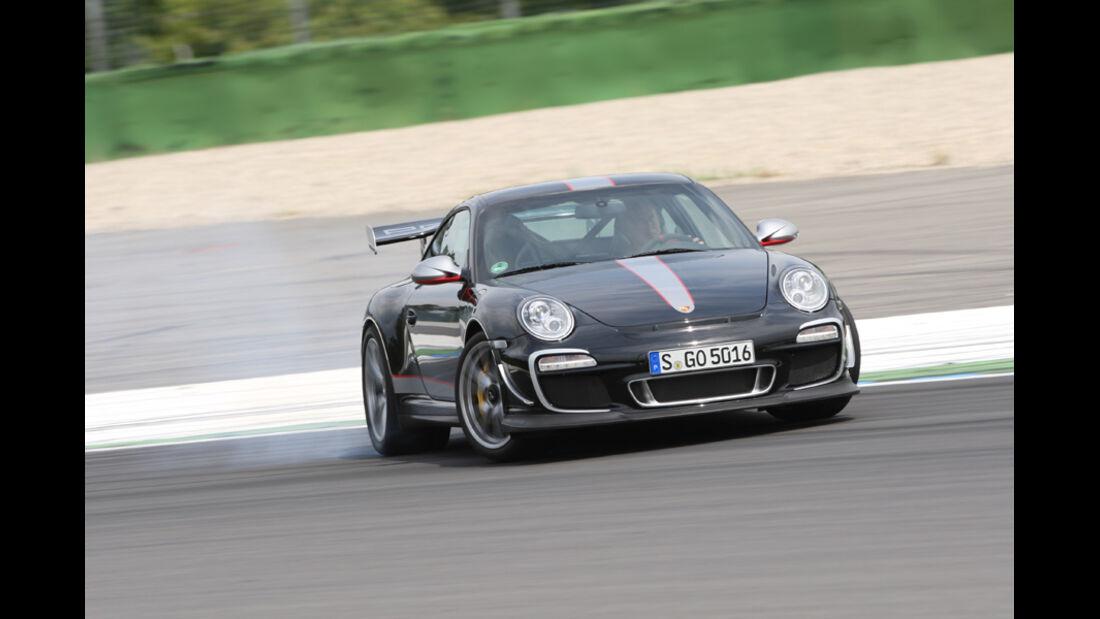 Porsche 911 GT3 RS 4.0, Driften, Frontansicht