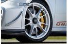 Porsche 911 GT3 RS 4.0, Felge, Reifen