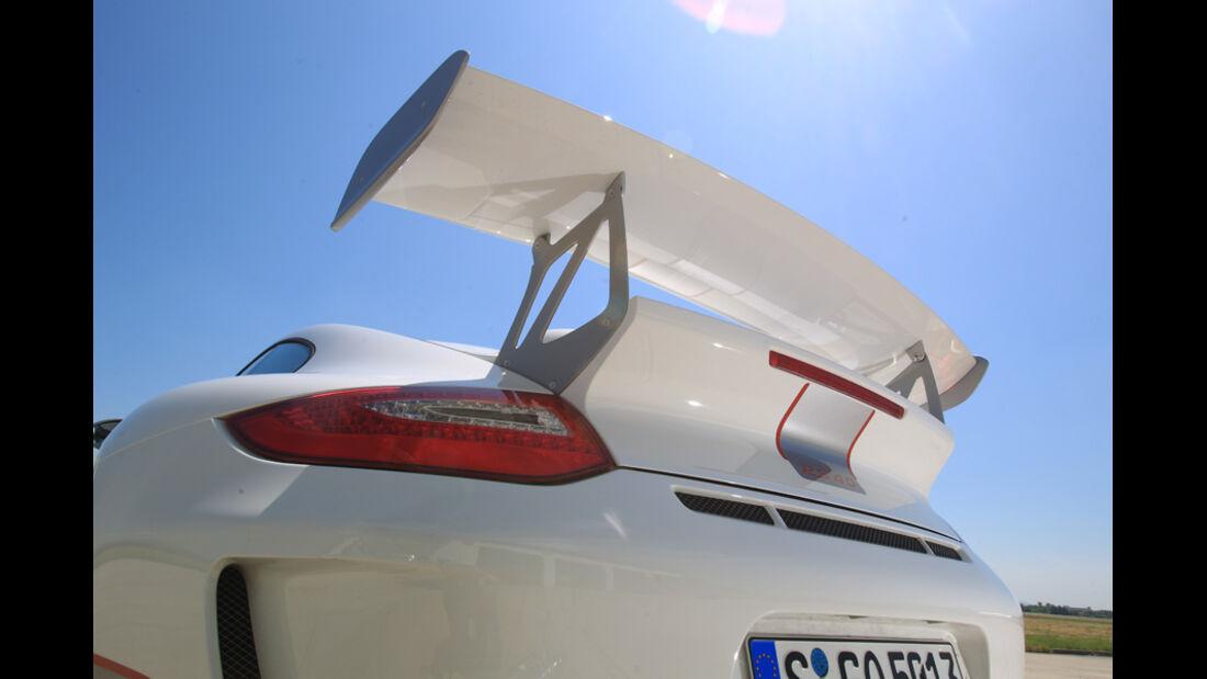 Porsche 911 GT3 RS 4.0, Heck