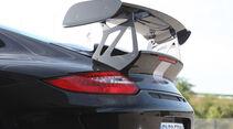 Porsche 911 GT3 RS 4.0, Heckspoiler, Detail