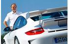 Porsche 911 GT3 RS 4.0, Horst von Saurma