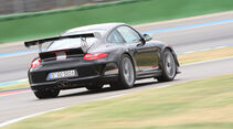 Porsche 911 GT3 RS 4.0, Rückansicht, Bremsen, Heck