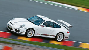 Porsche 911 GT3 RS 4.0, Seitenansicht