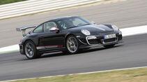 Porsche 911 GT3 RS 4.0, Seitenansicht, Rennstrecke
