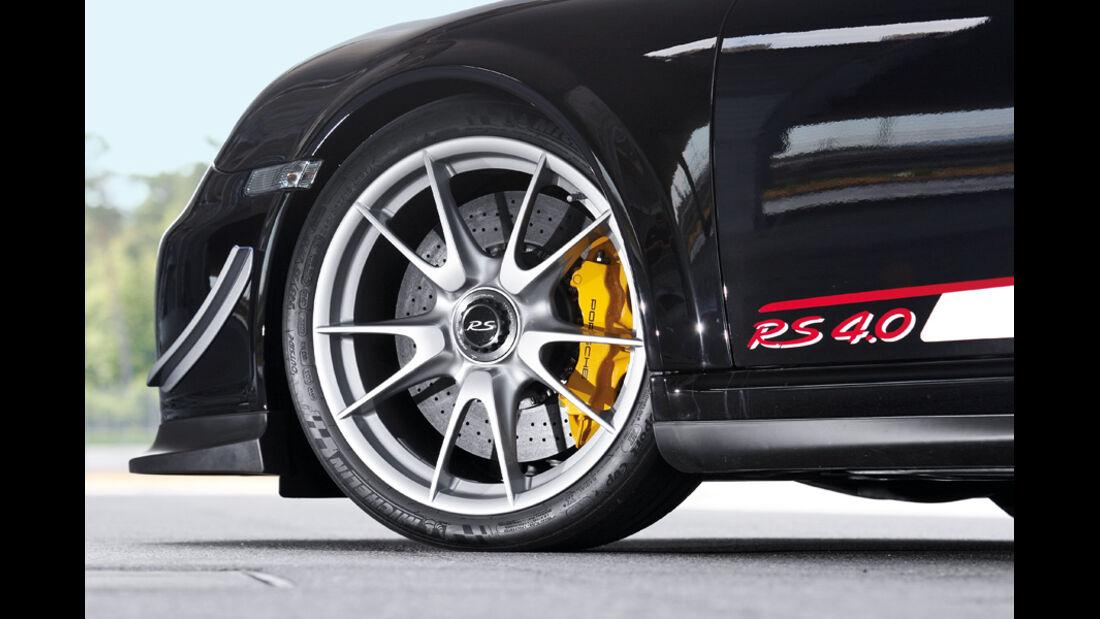 Porsche 911 GT3 RS 4.0, Vorderrad, Felge