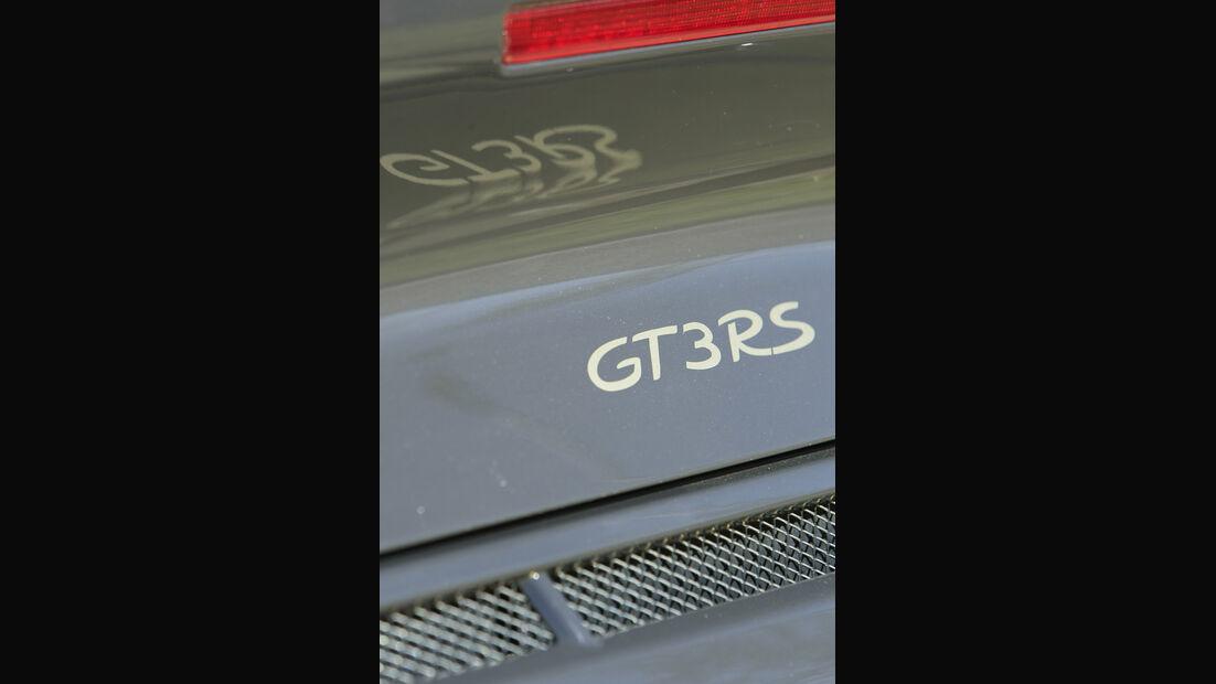 Porsche 911 GT3 RS Emblem