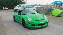 Porsche 911 GT3 RS - Fan-Autos - 24h-Rennen Le Mans 2015