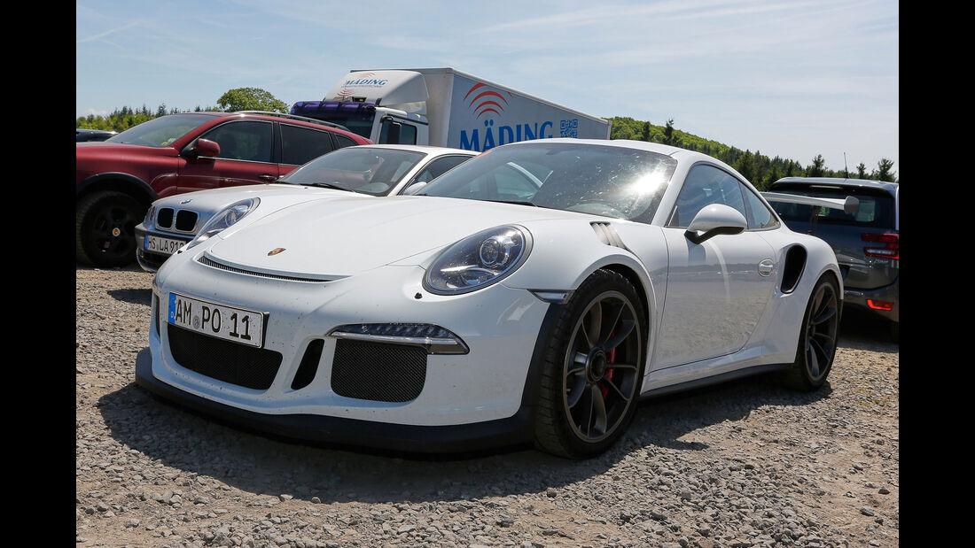 Porsche 911 GT3 RS - Fan-Autos - 24h-Rennen Nürburgring 2017 - Nordschleife