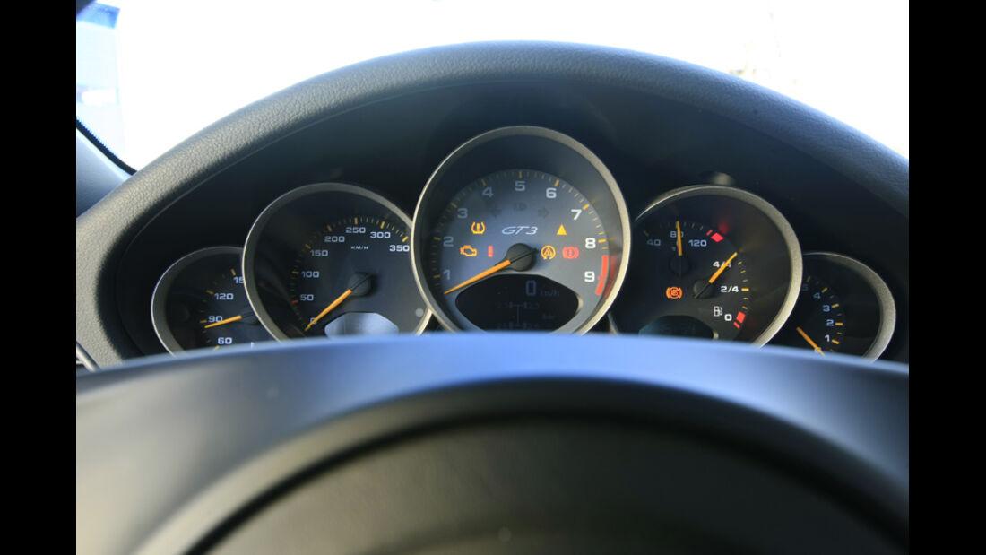 Porsche 911 GT3 RS Instrumentenbrett