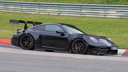 Porsche 911 GT3 RS Typ 992 Erlkönig