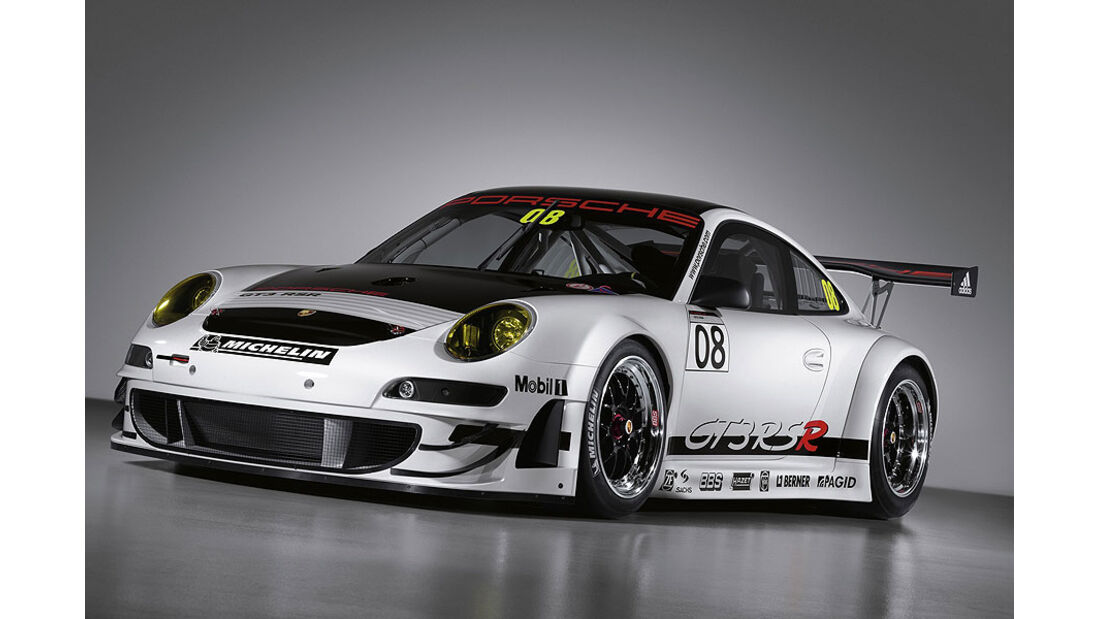 Porsche 911 GT3 RSR 2008