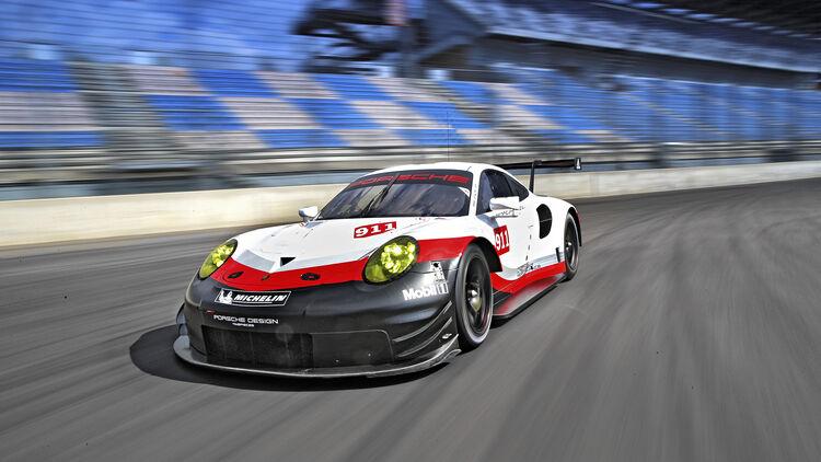 Porsche 911 Gt3 Cup 911 Gt3 R Und 911 Rsr Im Tracktest Auto Motor Und Sport