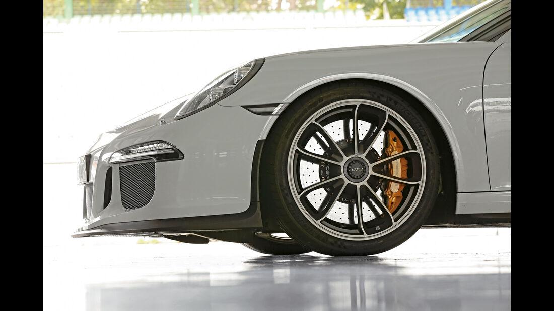 Porsche 911 GT3, Rad, Felge
