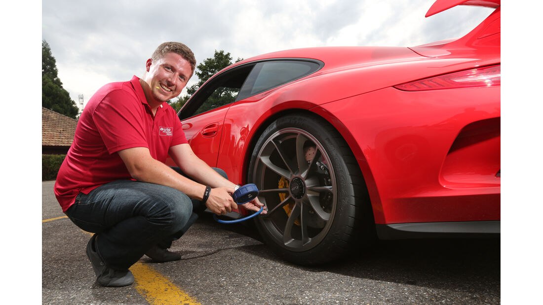 Porsche 911 GT3, Rad, Jens Dralle