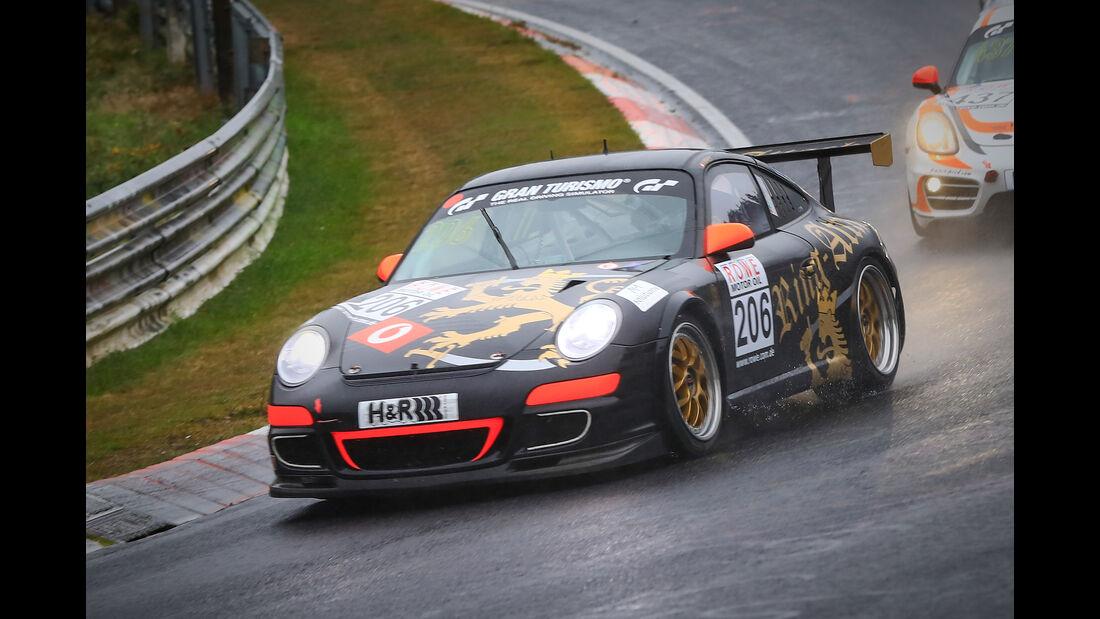 Porsche 911 GT3 - Startnummer #206 - Dr. Dr. Stein Tveten Motorsport - SP6 - VLN 2019 - Langstreckenmeisterschaft - Nürburgring - Nordschleife