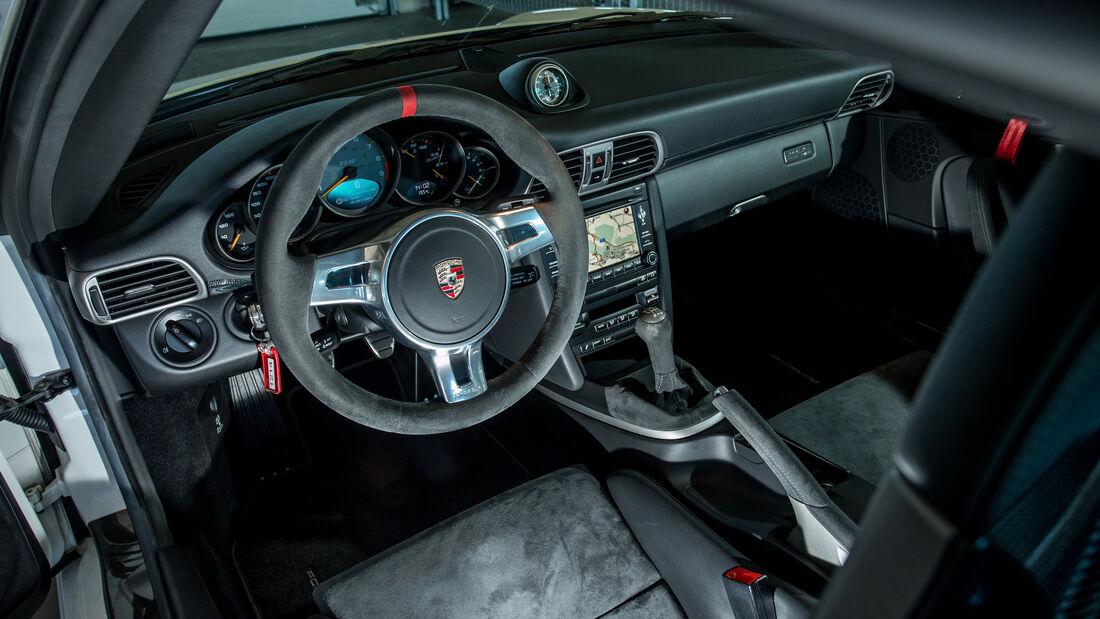 Porsche 911 GT3 und GT3 RS, Generationen, Impression
