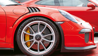 Porsche 911 GTS, Rad, Felge, Bremse