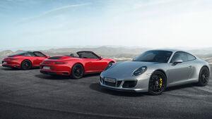 Porsche 911 GTS - Sportwagen - Turbo - Heckmotor
