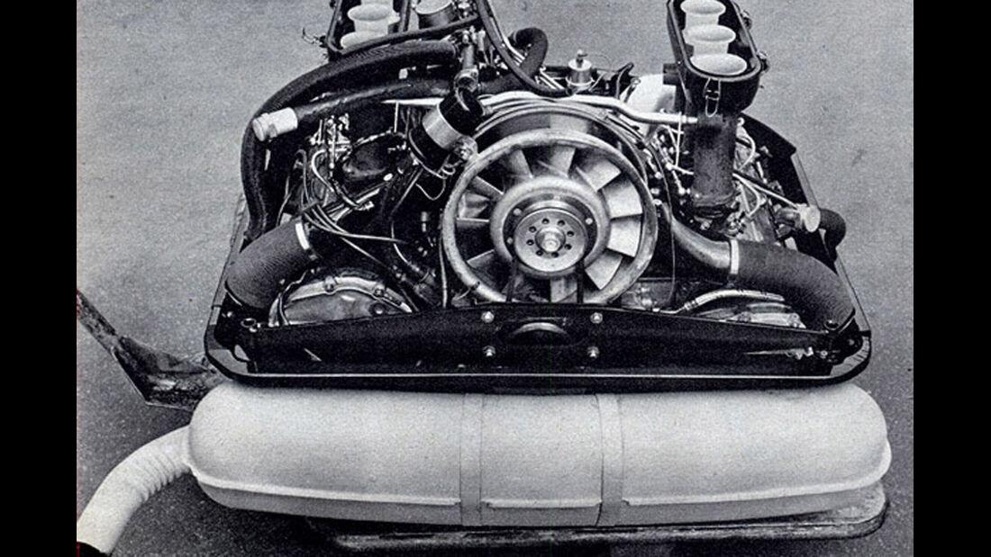 Porsche, 911, IAA 1969