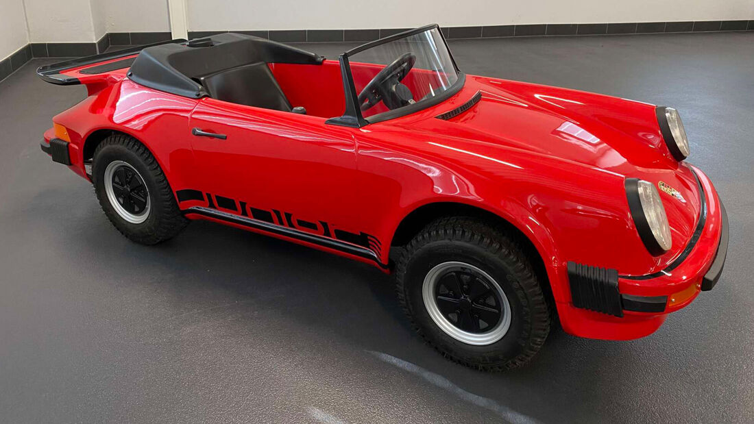Porsche 911 Junior Cabrio
