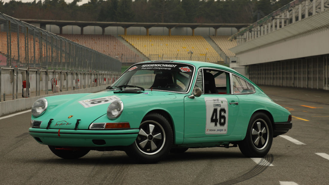 Porsche 911 Langstrecke/Rallye