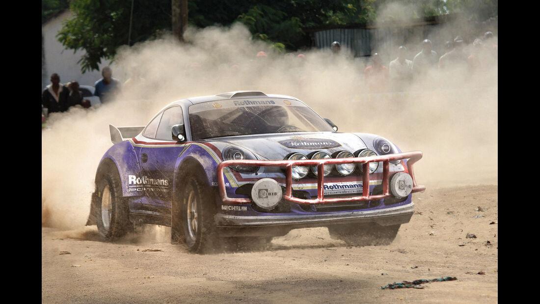 Porsche 911 - Moderne Rallye-Legenden