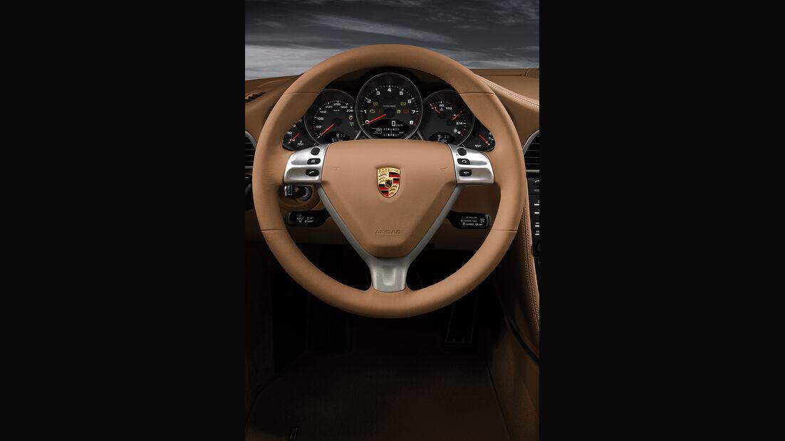 Porsche 911, Multifunktionslenkrad
