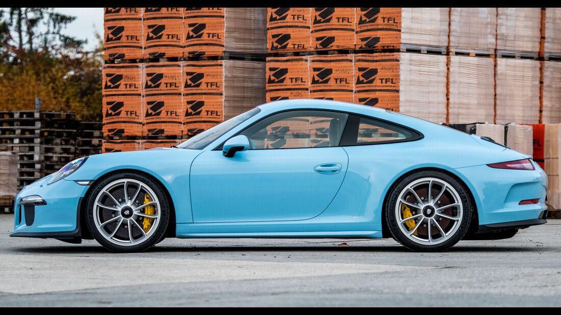 Porsche 911 R (2017)