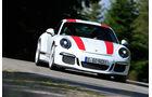 Porsche 911 R, Frontansicht