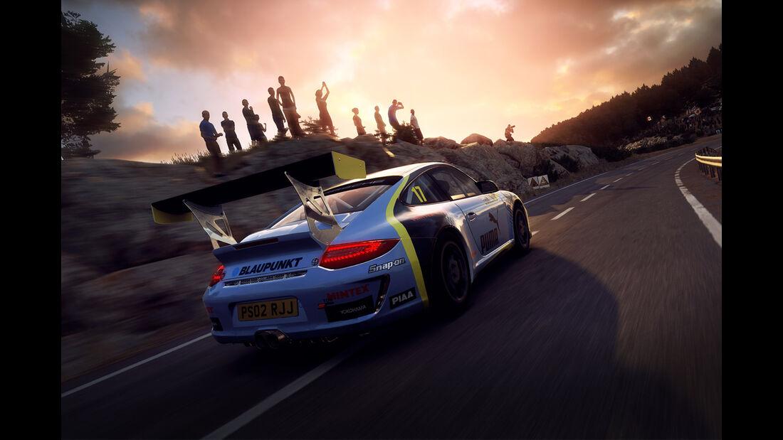Porsche 911 R-GT - Dirt Rally 2.0 - Rennspiel - Codemasters