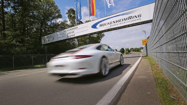Porsche 911 R - Sportwagen - Test