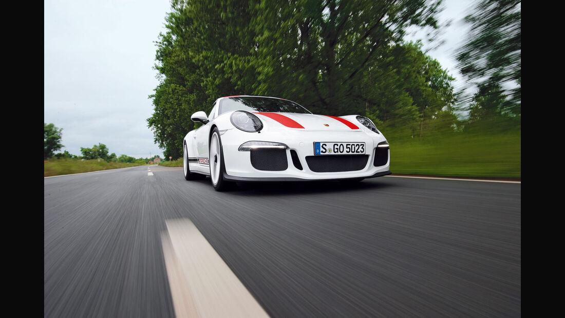 Porsche 911 R - Sportwagen - sport auto 7/2016