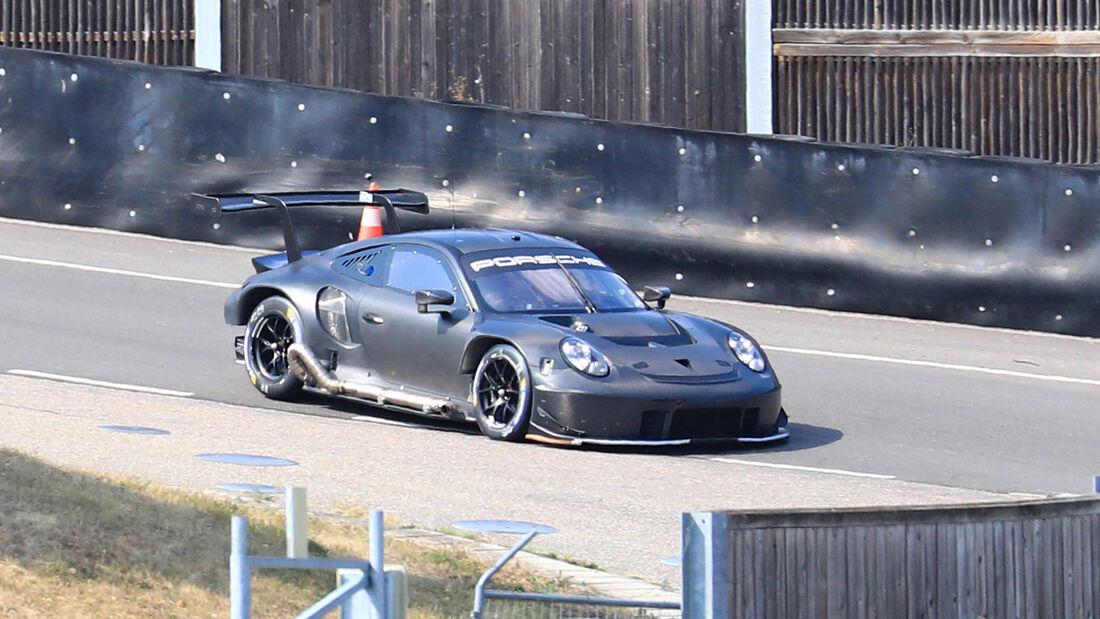 Porsche 911 RSR (2019) - Prototyp - Le Mans - WEC - Sportwagen-WM