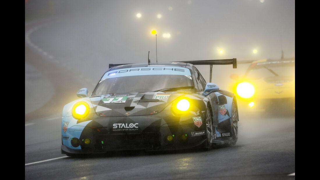 Porsche 911 RSR - #77 - 24h Le Mans - Samstag - 18.06.2016