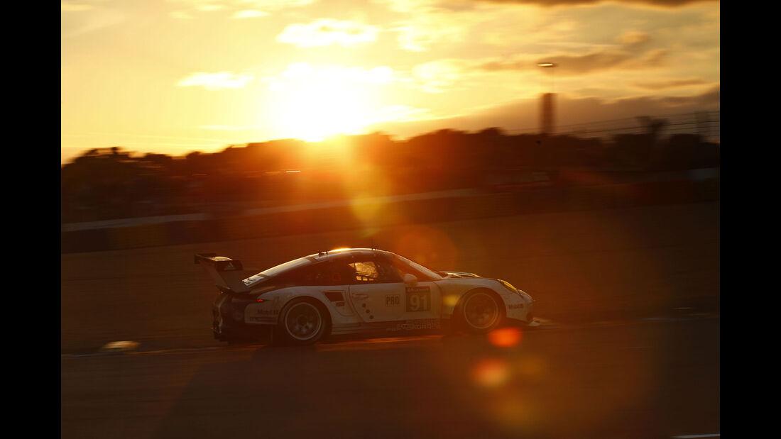 Porsche 911 RSR -#91 - 24h Le Mans - Samstag - 18.06.2016