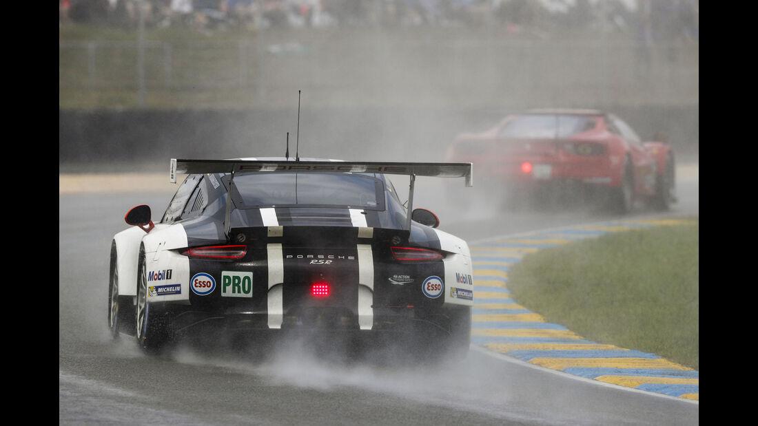 Porsche 911 RSR - #92 - 24h Le Mans - Samstag - 18.06.2016