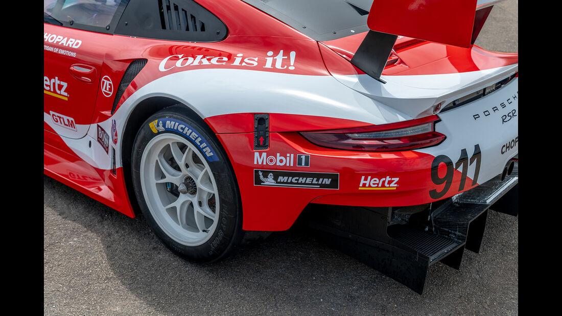Porsche 911 RSR - Coca-Cola-Design - IMSA - 2019