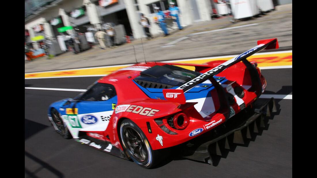 Porsche 911 RSR - Ford GT - LMGTE Pro - GT-Rennsport