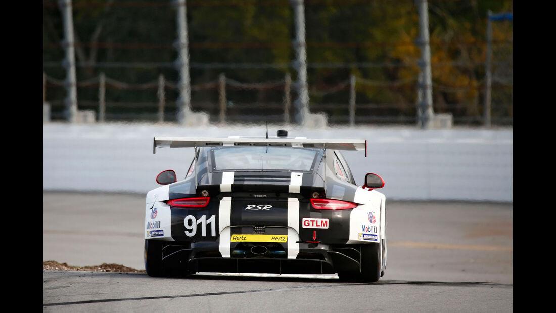 Porsche 911 RSR - GT-Rennwagen