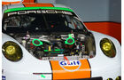 Porsche 911 RSR - Gulf Racing - LMGTE AM - Startnummer #86 - WEC - Nürburgring - 6-Stunden-Rennen - Sonntag - 24.7.2016