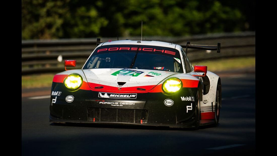 Porsche 911 RSR - LMGTE Pro - GT-Rennsport