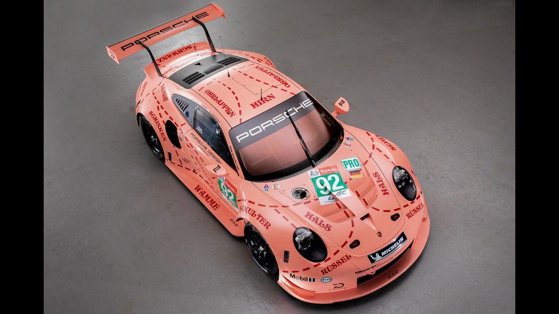 Porsche 911 RSR - Le Mans 2018 - 24h-Rennen