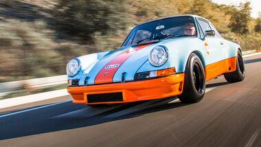 Porsche 911 RSR Rebel Gunderson