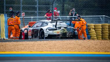 Porsche 911 RSR - Startnummer #88 - Klasse: GTE Am - 24h-Rennen - Le Mans 2020