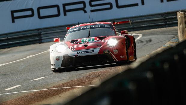 Porsche 911 RSR - Startnummer #91 - 24h-Rennen Le Mans 2020