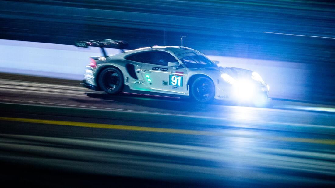 Porsche 911 RSR - Startnummer #91 - LMGTE Pro - 24h-Rennen Le Mans 2021